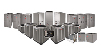 rheem heating and cooling